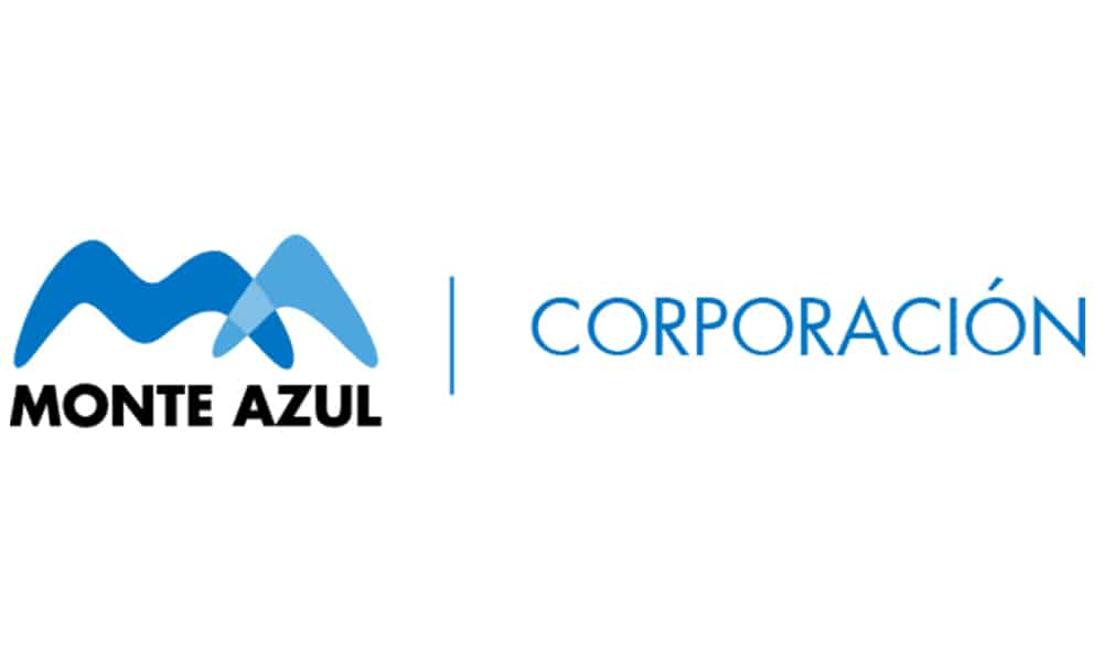 Logo Corporación Monte Azul - Almacenes Logísticos - Terminal de combustible liquido