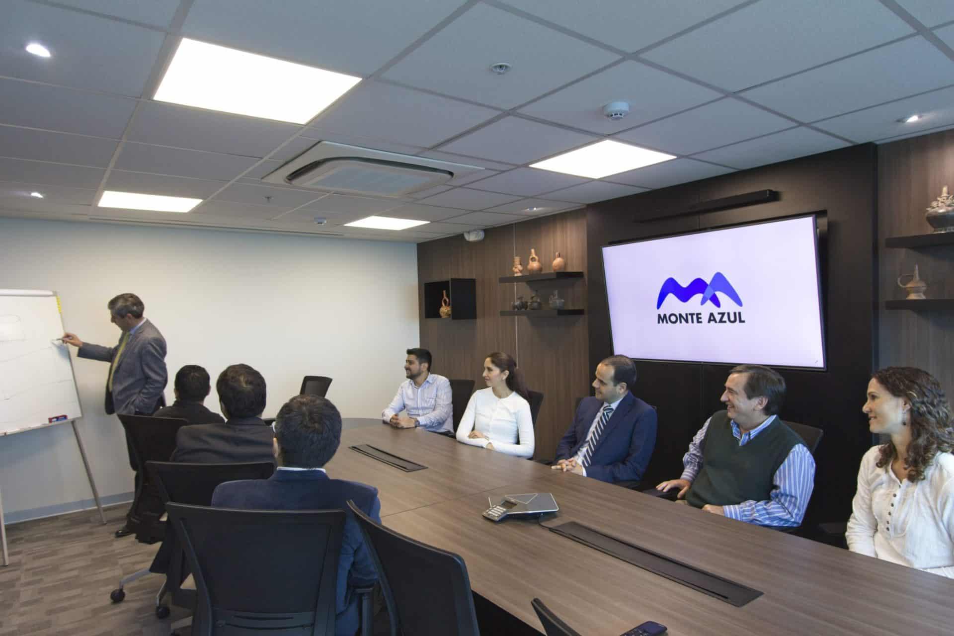 Corporación Monte Azul - Almacenes Logísticos - Almacén De Clase Mundial - condominios logisticos