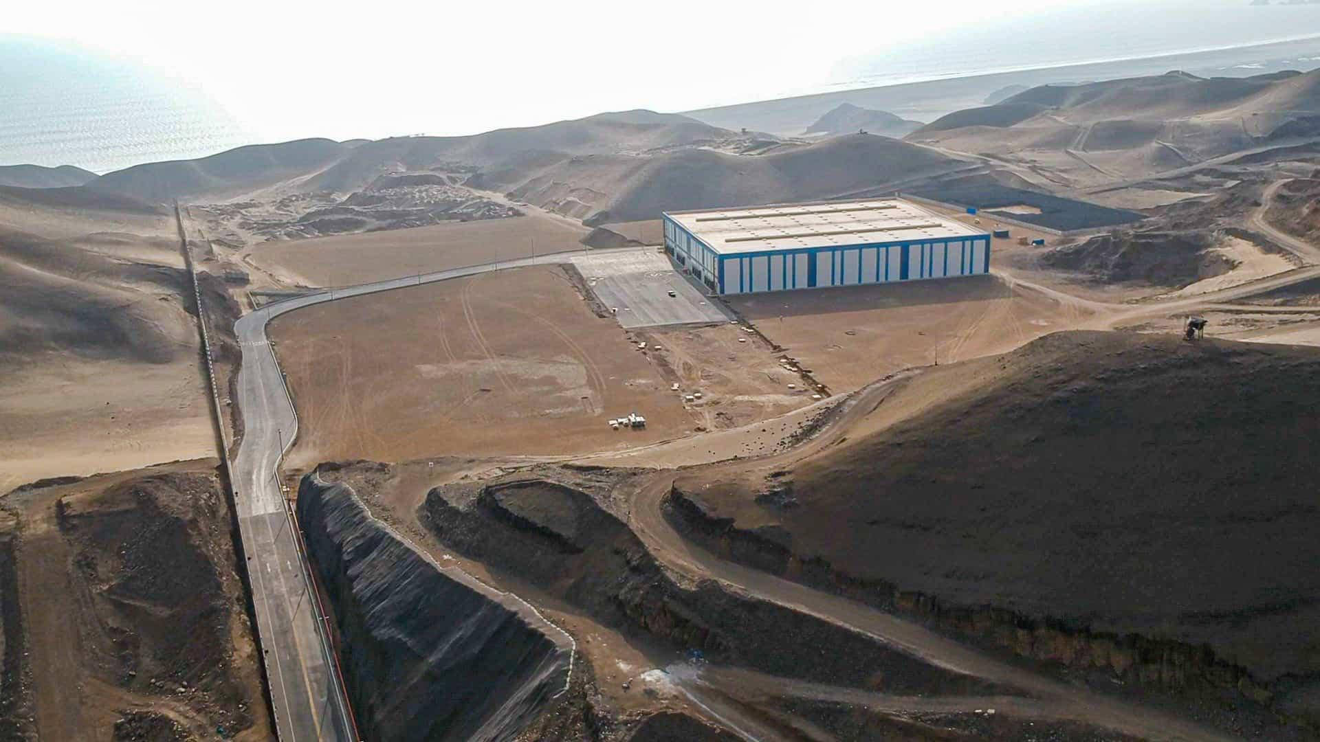 Corporación Monte Azul - Almacenes Logísticos - Almacén De Clase Mundial - condominios logisticos - por que elegir monte azul almacenes